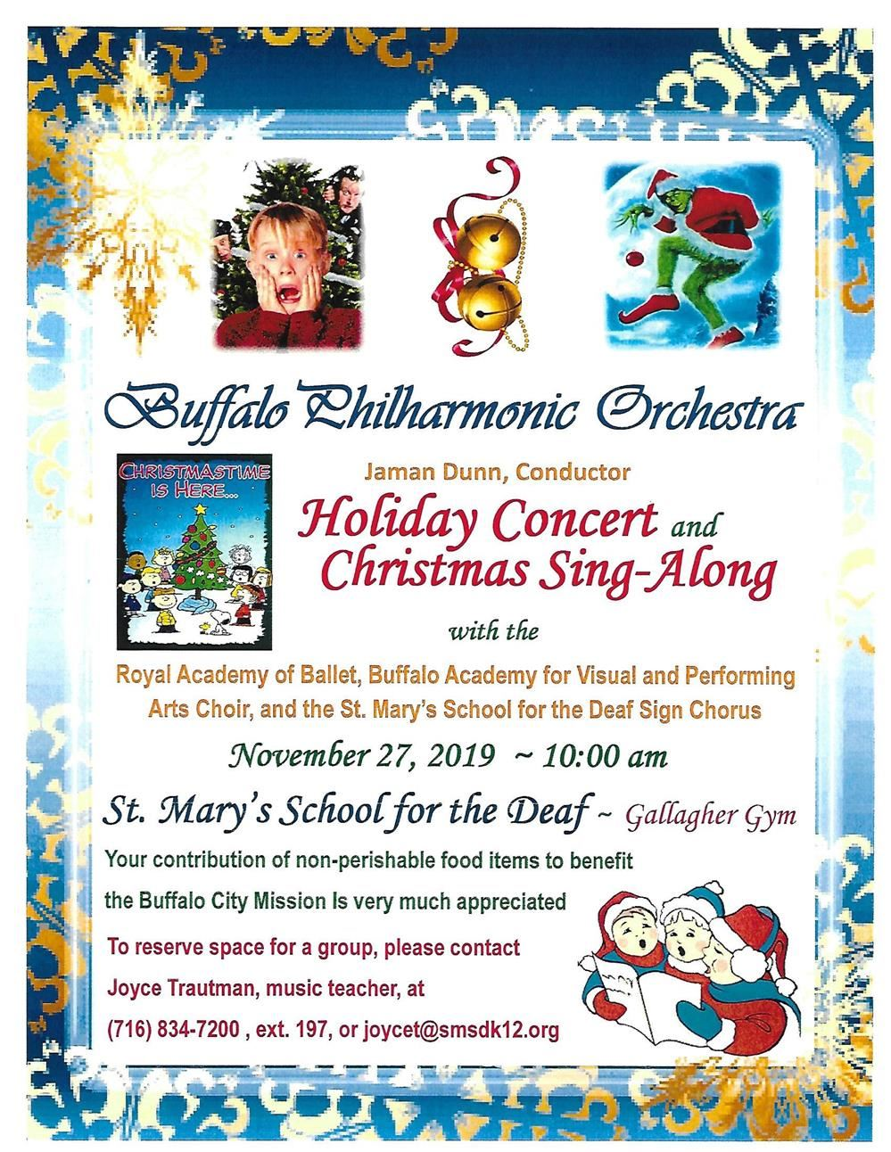 BPO Holiday Concert